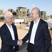 תרומה של 12 מליון לאוניברסיטת תל אביב מחברת אדמה