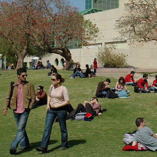 אוניברסיטת תל אביב במדדים הבינלאומיים לשנת 2017