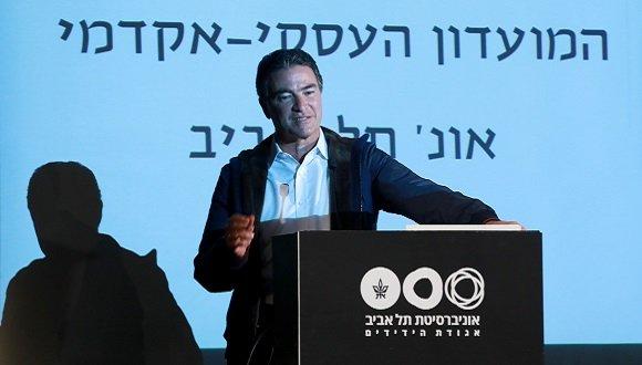 המועדון העסקי-אקדמי מארח את יוסי כהן - ראש המוסד