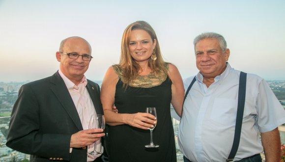 אירוע חבר הנאמנים הישראלי: חגיגת סוף שנה בביתו של מר רפי מהודר 16.07.2015