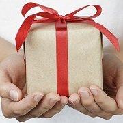 מתנה עם ערך מוסף